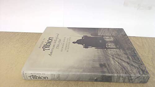 9780030428616: Return to Albion: Americans in England, 1760-1940