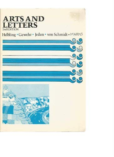 9780030429064: Arts and Letters