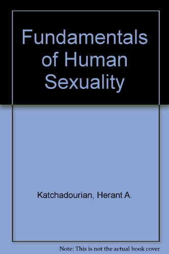 9780030429415: Fundamentals of Human Sexuality