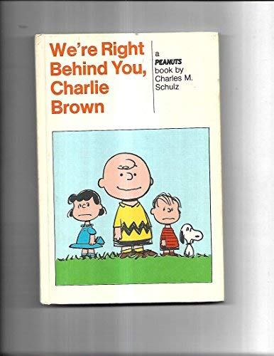 9780030429903: We're Right Behind You, Charlie Brown