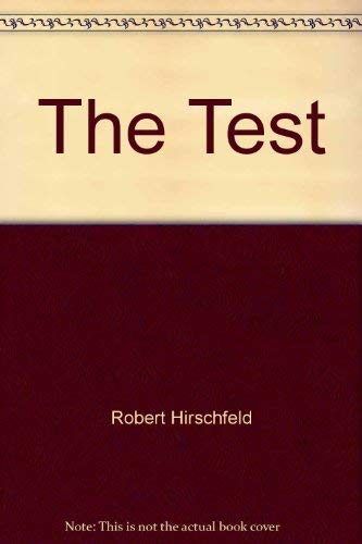 9780030434778: The Test