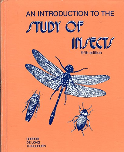9780030435317: Borror/Al Intro to Study of Insects 5e