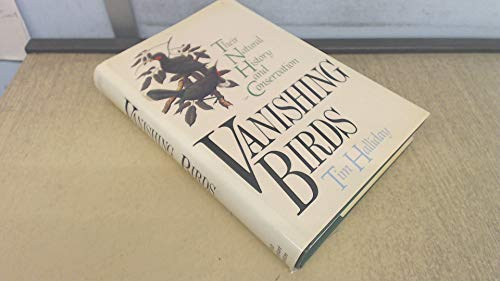 9780030435614: Vanishing birds: Their natural history and conservation