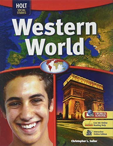 9780030435980: Holt Social Studies: Western World: Student Edition 2007