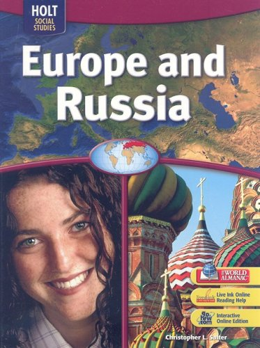 9780030436123: World Regions: Student Edition Europe and Russia 2007 (Holt Social Studies)