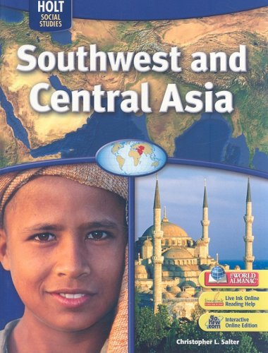 9780030436147: World Regions: Student Edition Southwest and Central Asia 2007