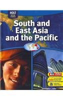 9780030436222: World Regions: Student Edition South and East Asia and the Pacific 2007