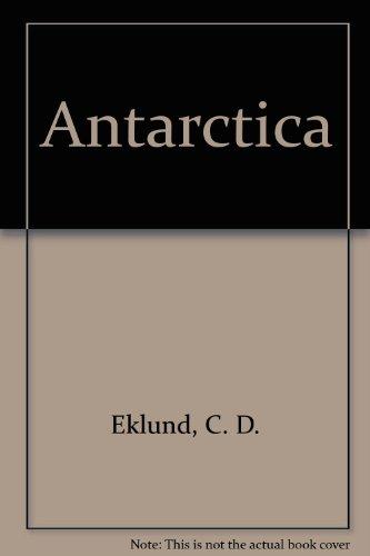 9780030437700: Antarctica