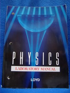 9780030439049: Physics: Laboratory Manual