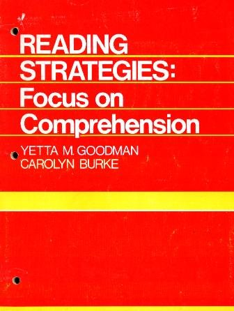 9780030440113: Reading Strategies: Focus on Comprehension