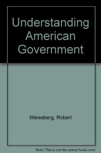 9780030440168: Understanding American Government