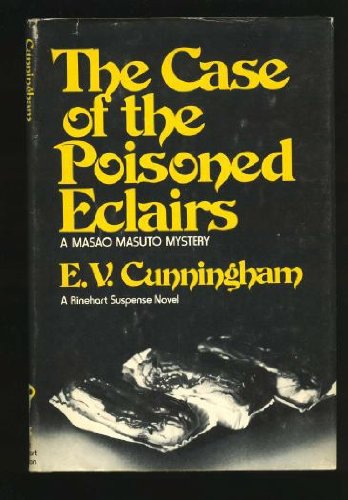 9780030447211: The Case of the Poisoned Eclairs (Masao Masuto)