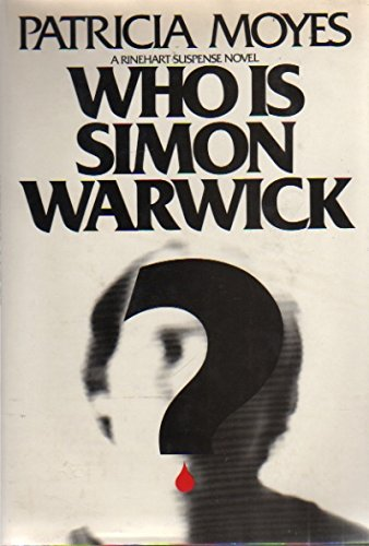 9780030447266: Who is Simon Warwick? (A Rinehart suspense novel)