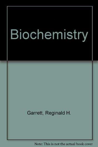 9780030448577: Biochemistry