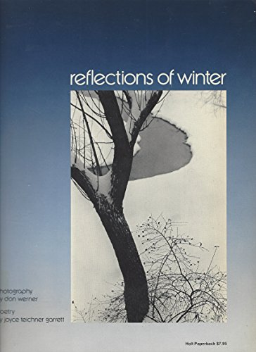 9780030449864: Reflections of Winter