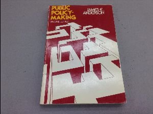 9780030449963: Public policy-making