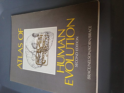 9780030450211: Atlas of Human Evolution