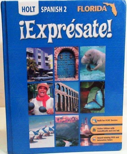 9780030450877: Holt Spanish 2 Florida iExpresate!