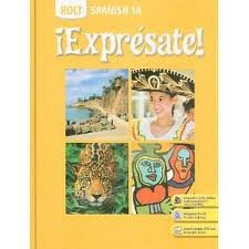 9780030451621: ?Expr?sate!: Teacher's Edition Level 1A 2008