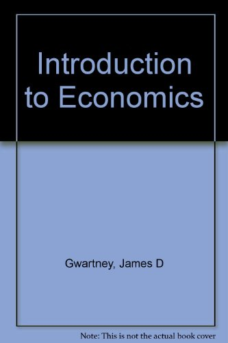 9780030451690: Introduction to Economics