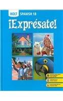 Expresate!: Spanish 1B: Nancy A. Humbach;