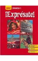 Expresate: Spanish 1 (Spanish Edition): Nancy A. Humbach;