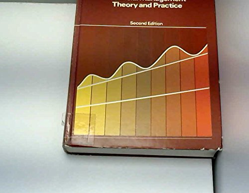 9780030454011: Financial Management: Theory and Practice
