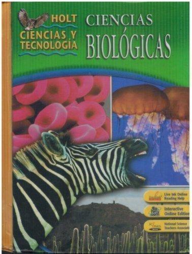 9780030461897: Ciencias Biologicas, Grade 6 (Holt Ciencias Y Technologia)