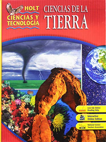 9780030461927: Holt Science & Technology: Student Edition, Spanish Earth Science 2007 (Spanish Edition)