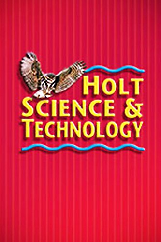 9780030461996: Holt Science & Technology: Special Needs Workbook Life Science