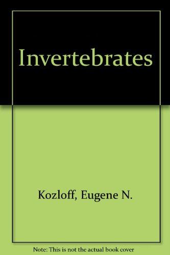 9780030462047: Invertebrates