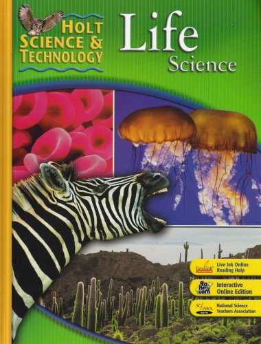 9780030462245: Holt Science & Technology: Life Science