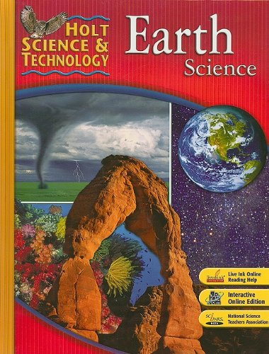 9780030462276: Holt Science & Technology: Student Edition Earth Science 2007