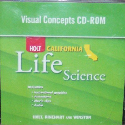 9780030464522: Holt Science & Technology California: Visual Concepts Cd-Rom Grade 6 Life Science