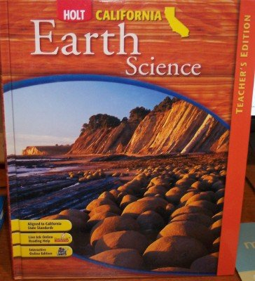 9780030464621: Earth Science (CA TE)