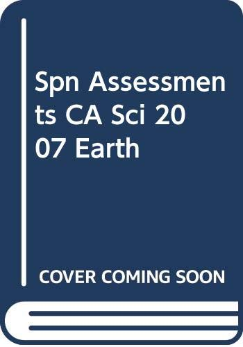 9780030464980: Holt Science & Technology California: Spanish Assessment Grade 7 Earth Science