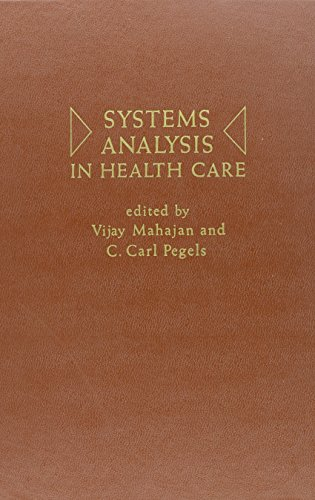 9780030466564: Systems Analysis in Health Care