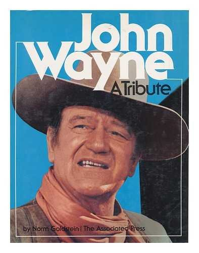 9780030467813: John Wayne: A Tribute