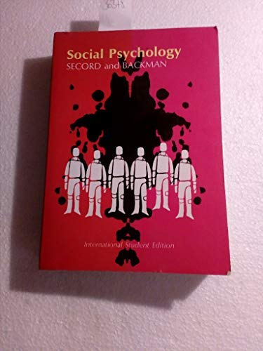 9780030470905: Social Psychology: A Brief Introduction
