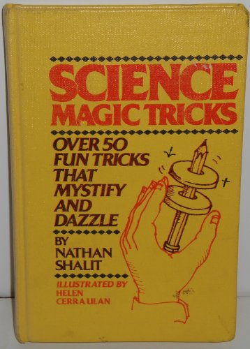 9780030471162: Science magic tricks