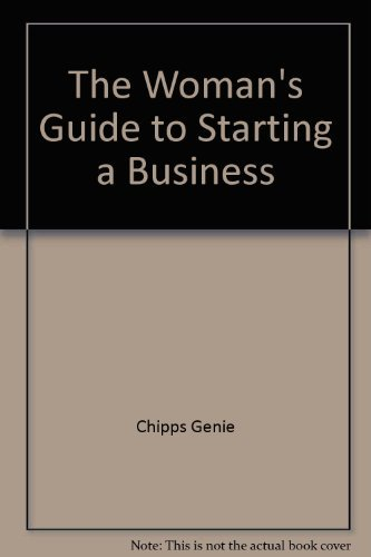 9780030471261: The Woman's Guide to Starting a Business