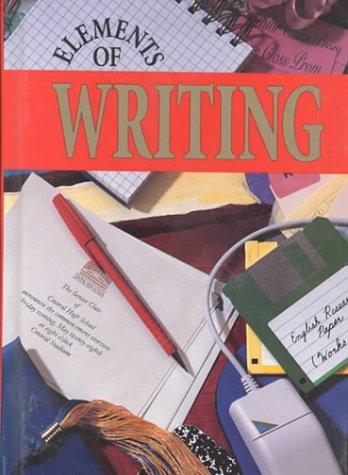 9780030471490: Pupil's Bk Elements Writing 2nd Crse...
