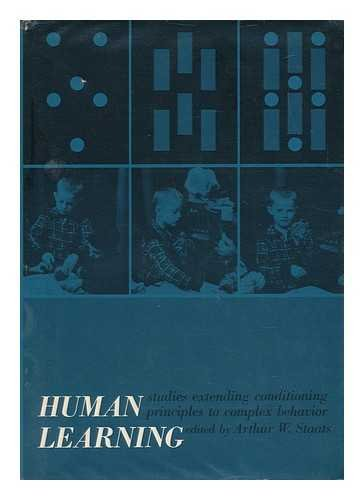 Human Learning: Arthur W. Staats