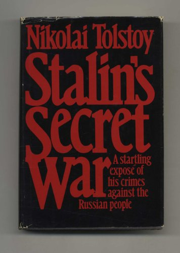 9780030472664: Stalin's Secret War