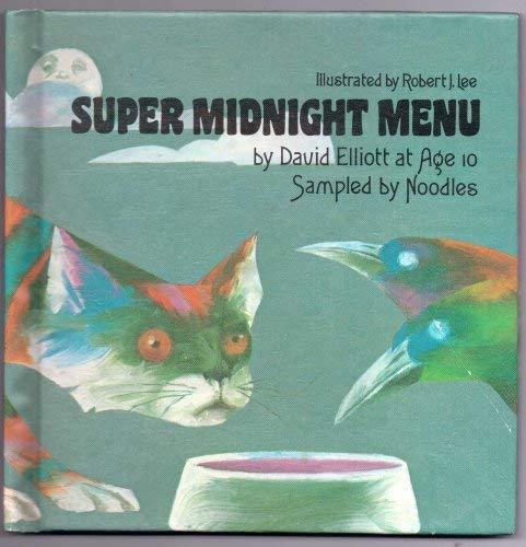 Super midnight menu (0030473411) by David Elliott