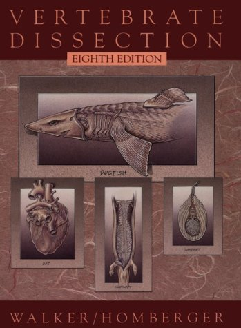 9780030474347: Vertebrate Dissection