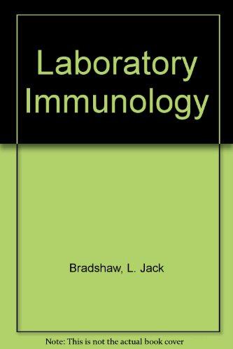 9780030474682: Laboratory Immunology