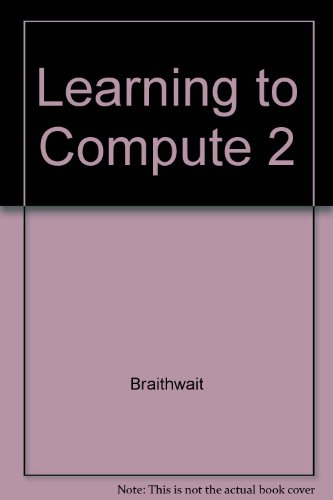 9780030475085: Learning to Compute 2