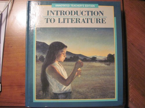 Introduction to Literature (0030475139) by Hodges