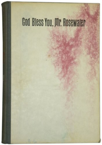 9780030475405: God Bless You, Mr. Rosewater: Or, Pearls Before Swine